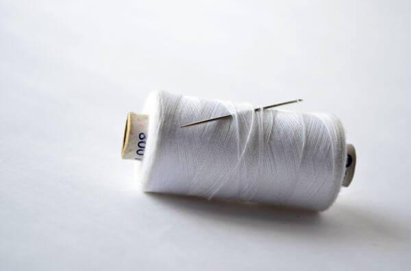 White Thread Needle photo