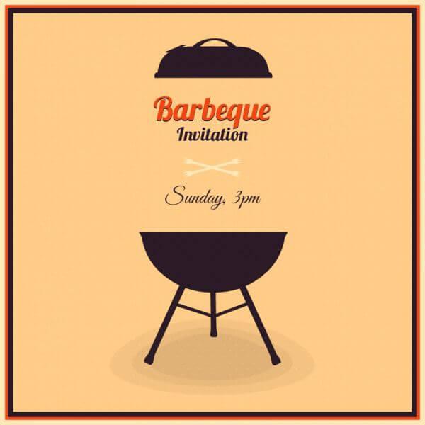 Barbecue Illustration vector