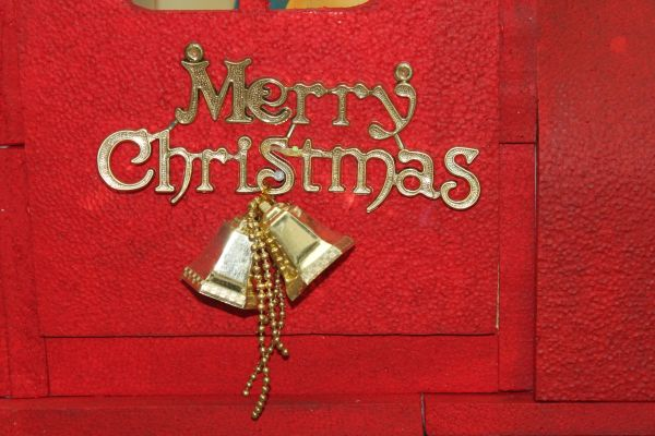 Merry Christmas With Bell photo