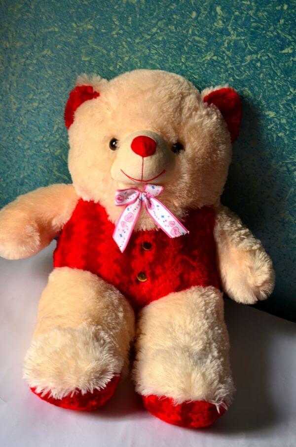 Cute Teddy Bear Love photo