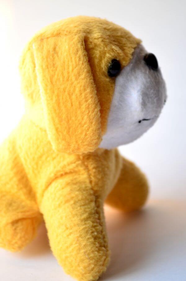 Dog Cute Puppy Toy photo