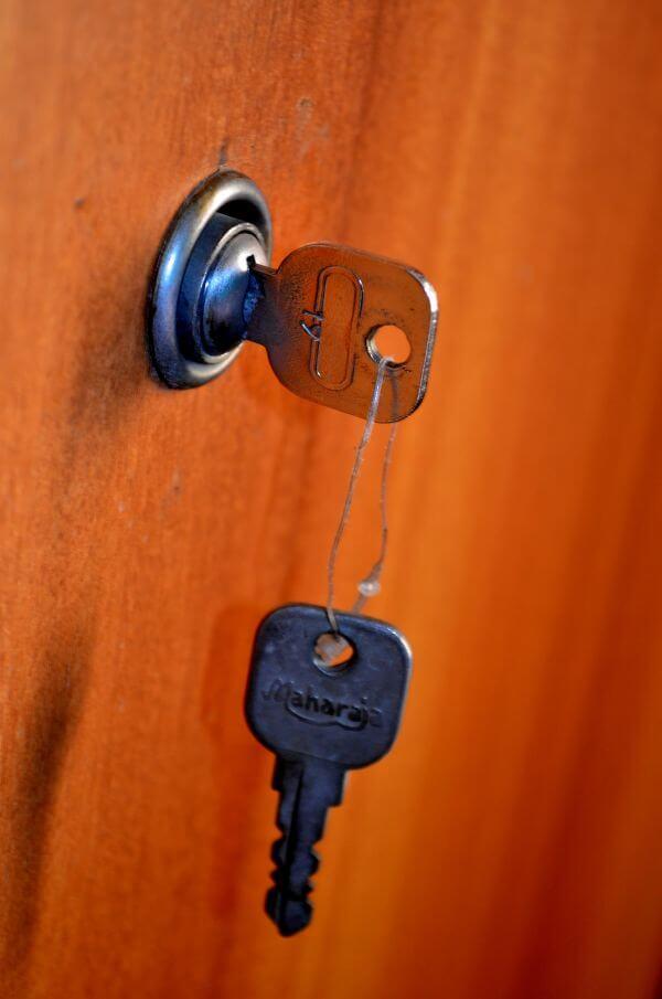Door Keys 2 photo