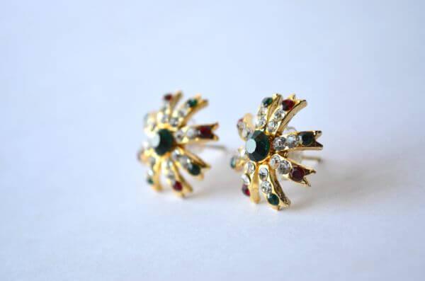 Earrings Ethnic Jewelry photo