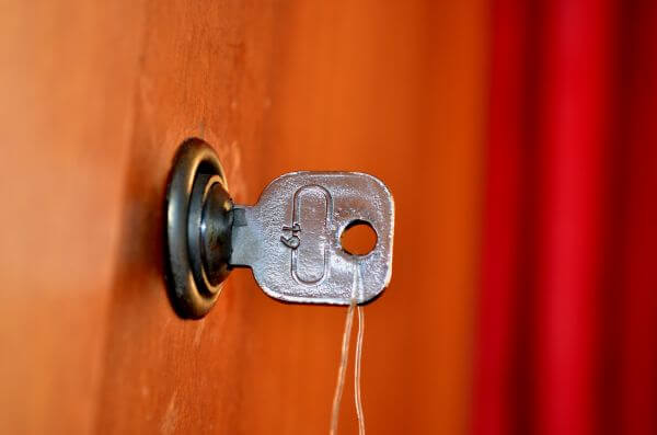 Keys Door Lock 2 photo