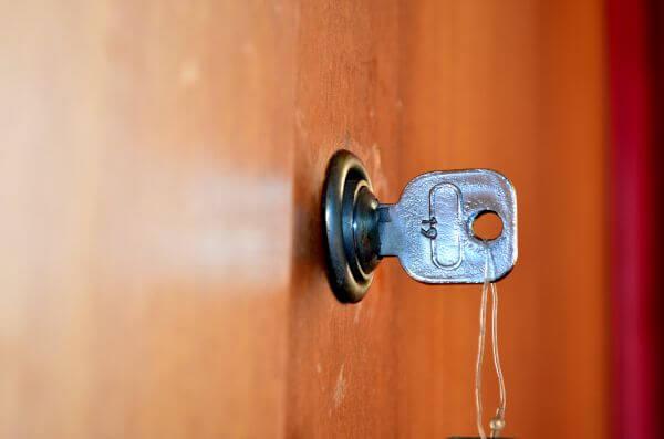 Keys Door Lock photo