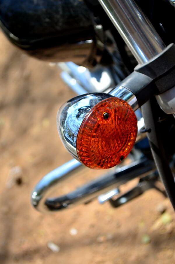 Motorcycle Light photo