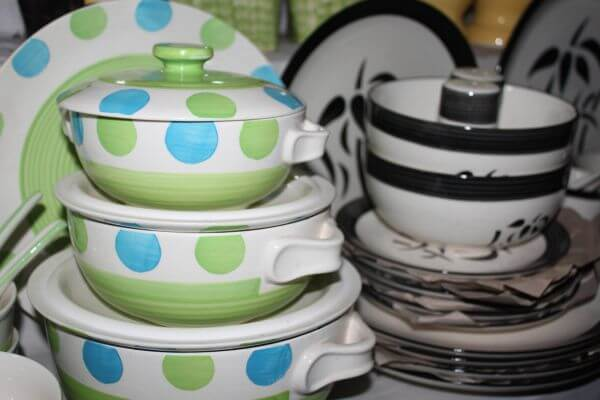 Pots With Spoons photo
