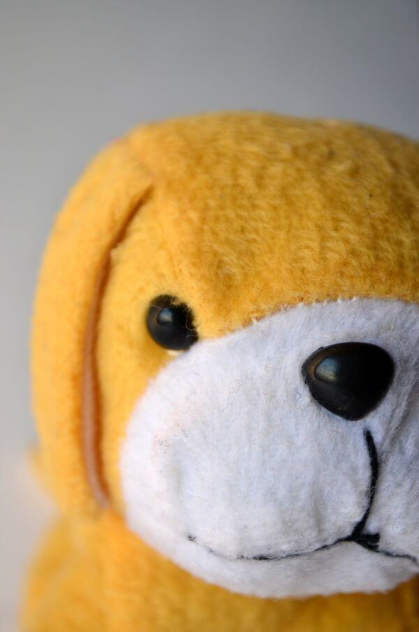 Puppy Soft Toy photo