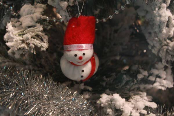 Snowman Decoration photo
