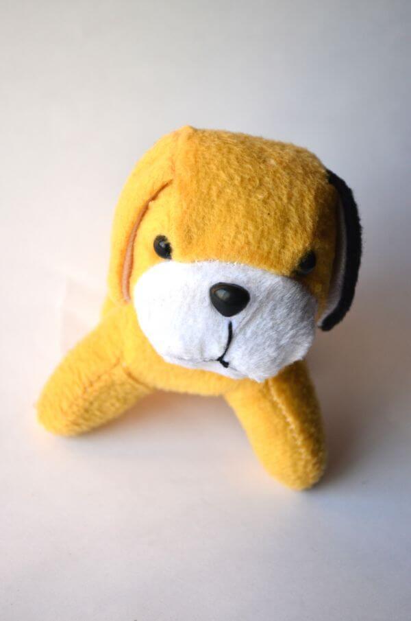 Dog Soft Toy photo