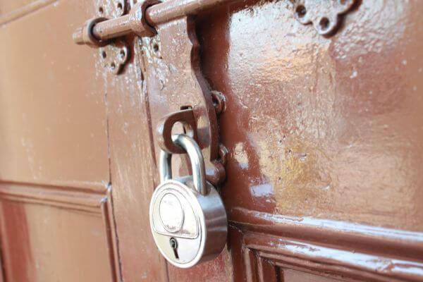 Door Lock Latch photo