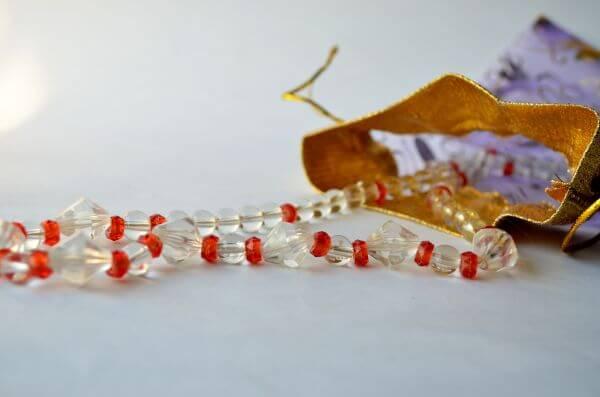 Jewels Necklace Bag photo