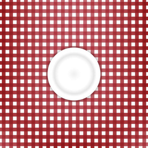 Kitchen Table Background vector