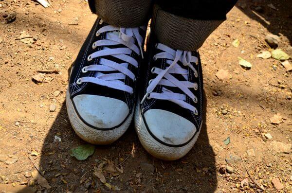 Shoes Sun photo