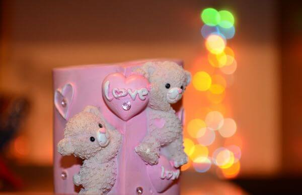 Teddy Cute Love photo