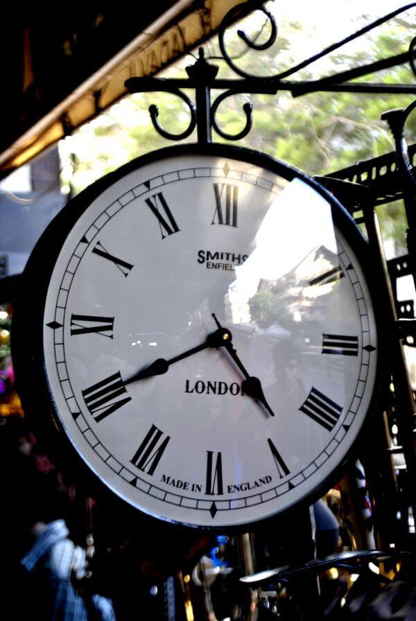 Clock Antique photo