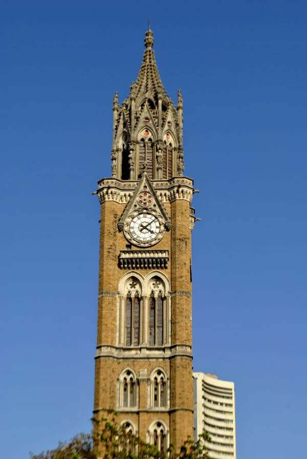 Clock Tower Victorian Architecture photo
