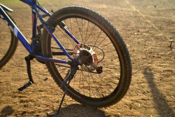 Cycle Tyre photo