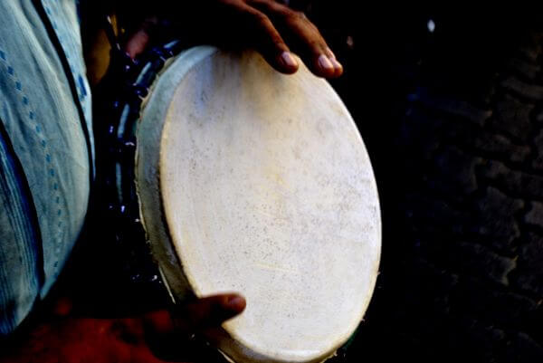 Drum Playing photo