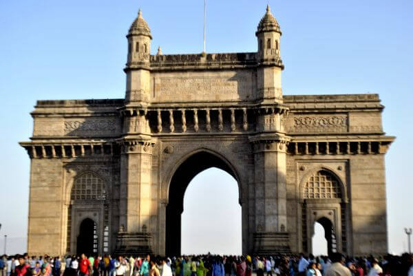 Gateway Of India Front View photo