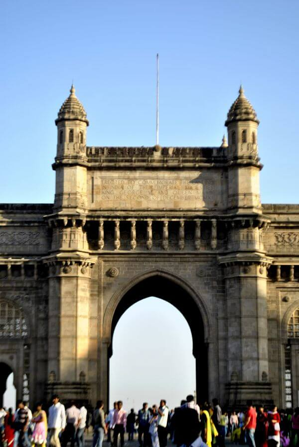Gateway Of India Monument photo