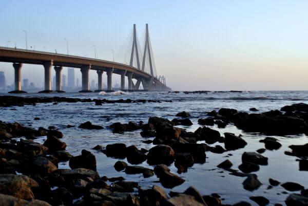 Mumbai Sea Bridge photo