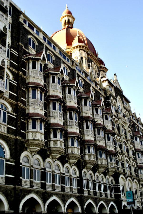 Taj Mahal Hotel Mumbai photo