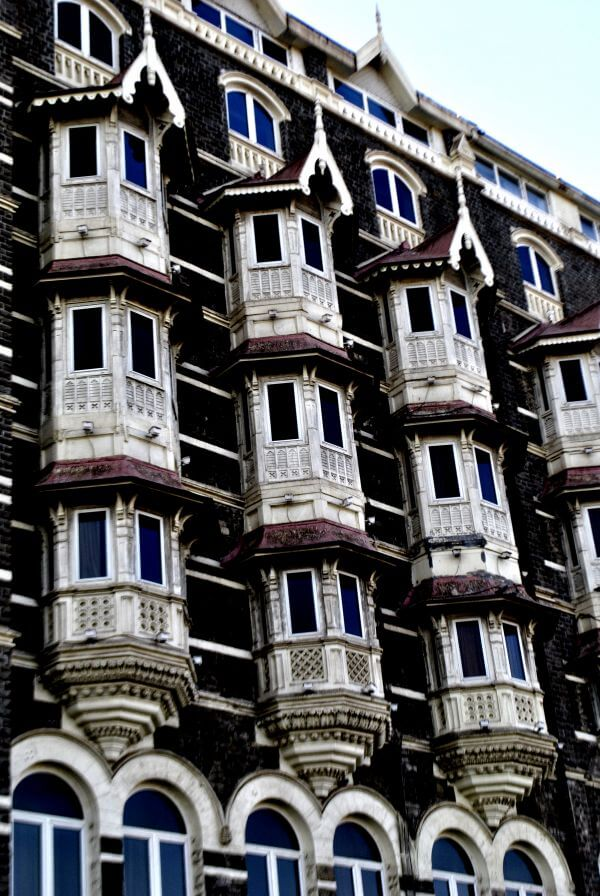 Taj Mahal Hotel Windows photo
