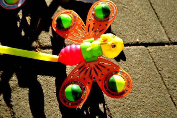 Toy Butterfly photo