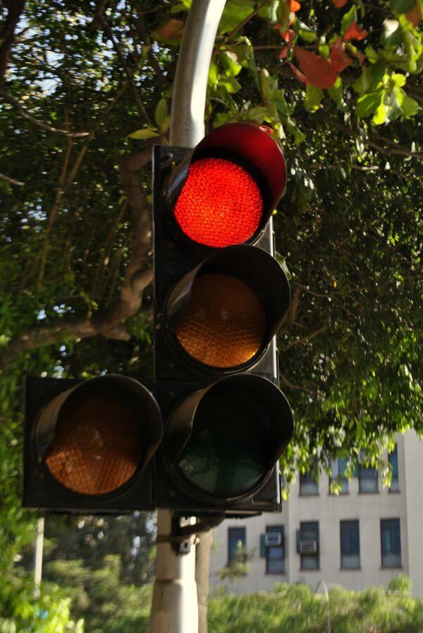 Traffic Signal Red photo