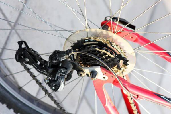 Cycle Tyre Chains photo