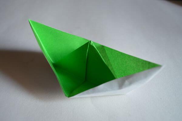 Paper Boat Origami photo