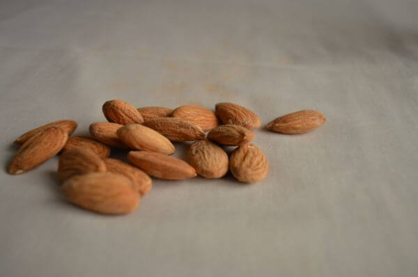 Bunch Of Almonds photo
