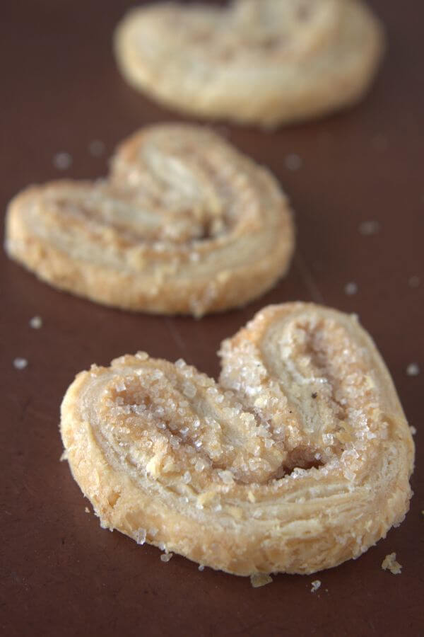 Heart Sugar Biscuits photo