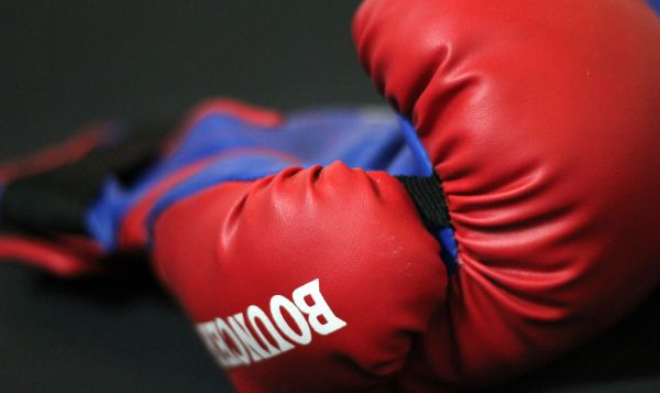 Boxing Gloves 2 photo