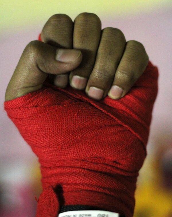 Hand Boxing Boxer photo