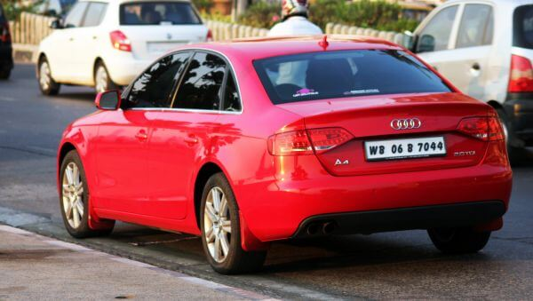 Red Car Luxury photo