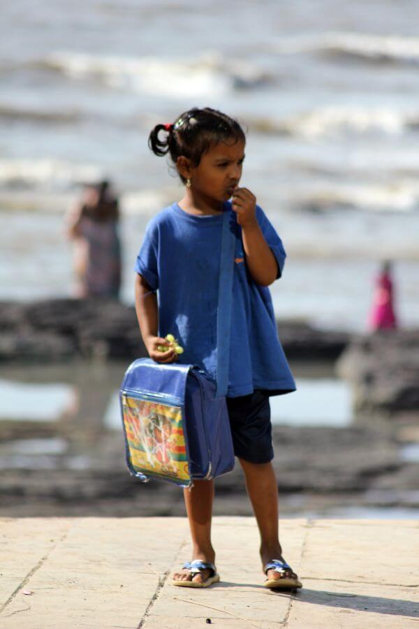 School Girl India photo