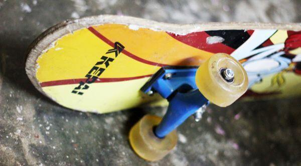 Skateboard 2 photo