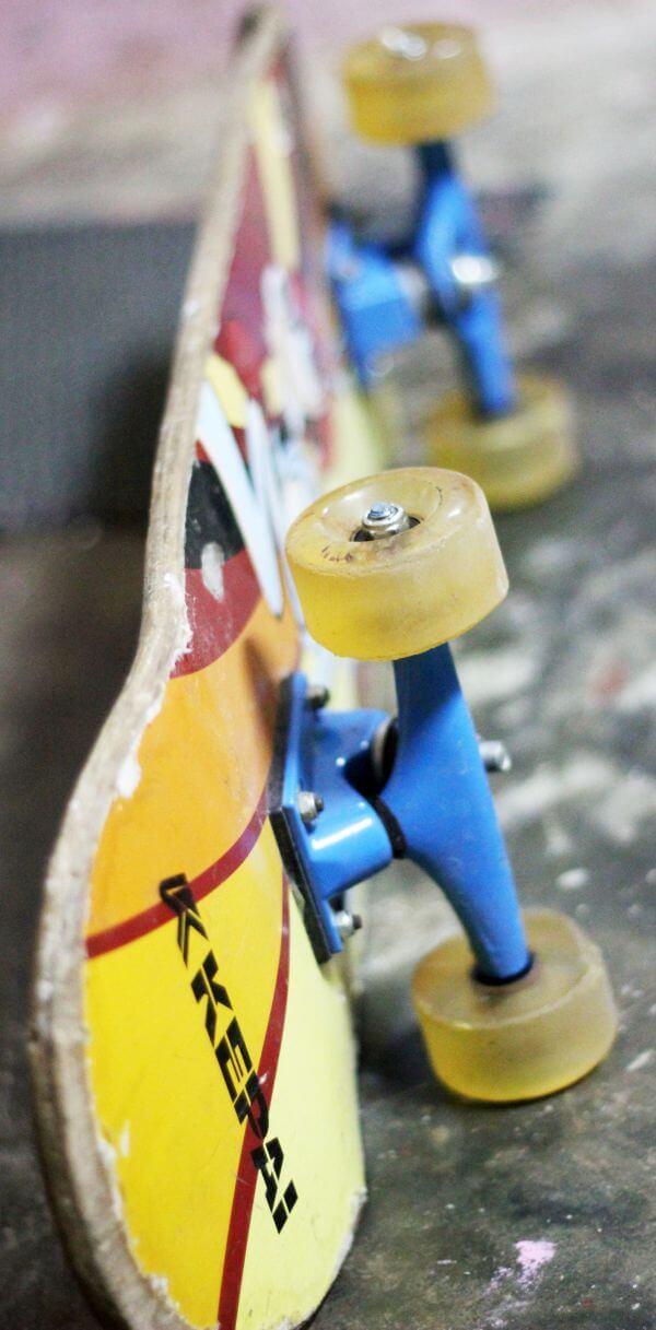 Skateboard photo