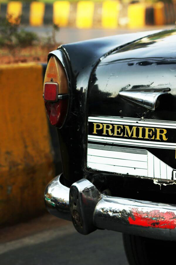 Taxis Mumbai photo