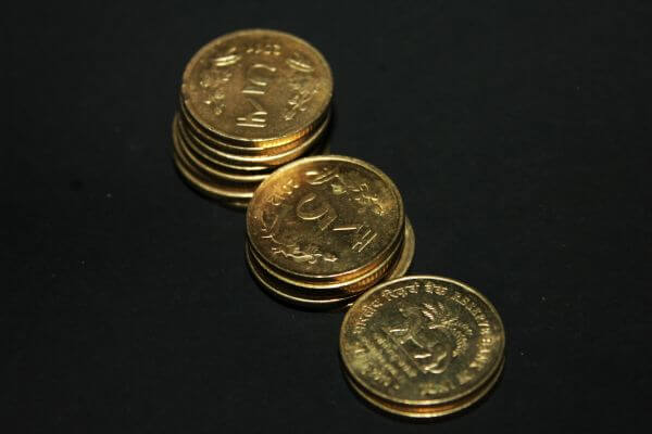 Coins Indian Money photo