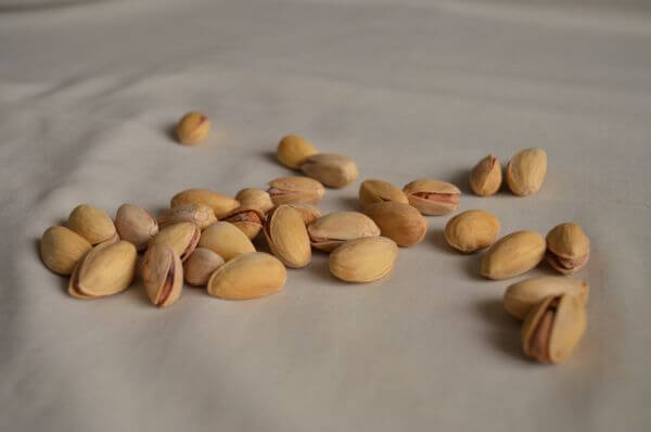 Pistachios With Shells photo