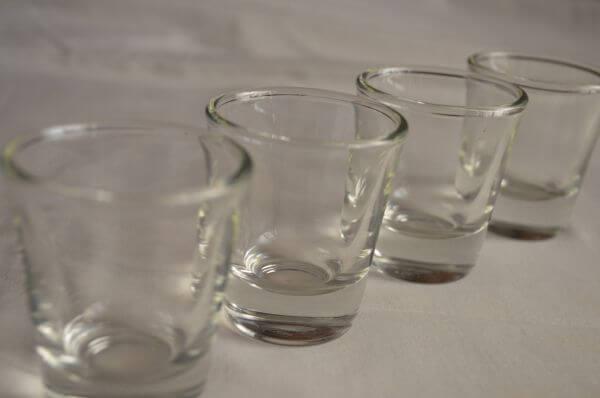 Shot Glasses Line photo