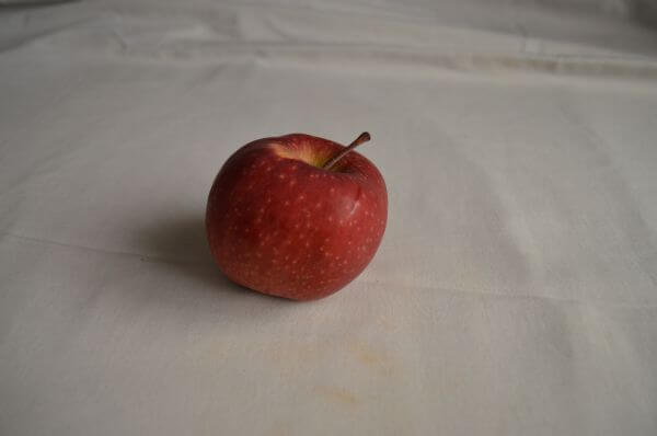 Single Apple photo
