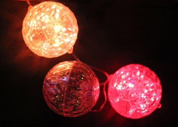 Light Orbs photo