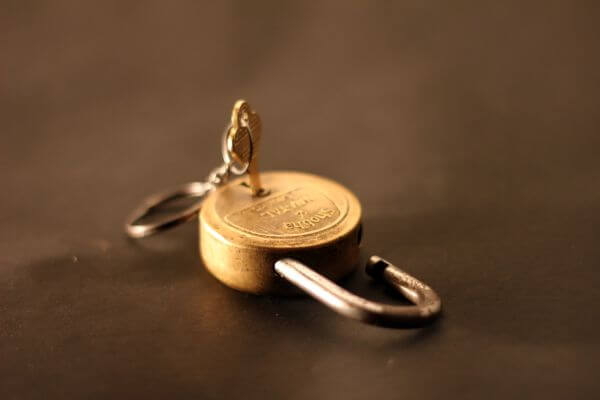 Lock And Key Gold photo