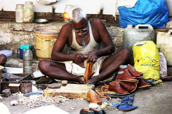 Old Cobbler India photo