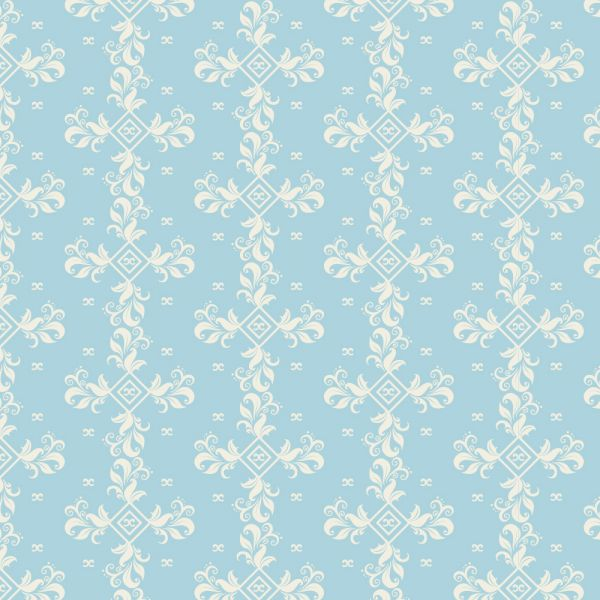 Royal seamless pattern  vector