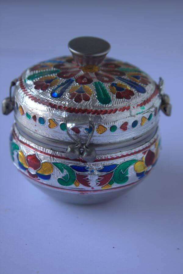 Ethnic Jar Decorative Arabian photo